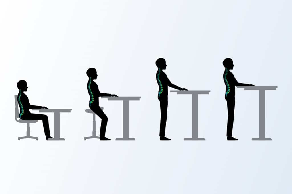 How to correct and maintain your posture.