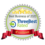 Three Best Rated Best Business of 2020 is Absolute Health Chiropractic, Gainesville, FL.